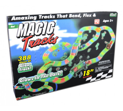 Magic Tracks 388 (Волшебная Трасса)