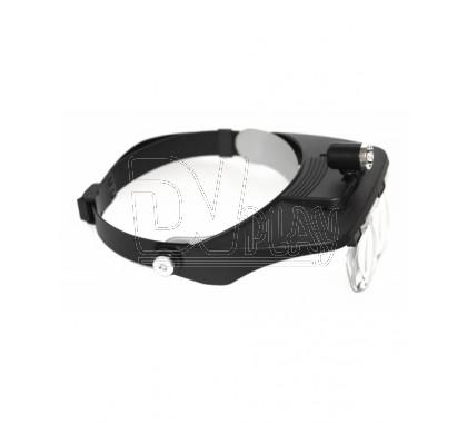 Бинокулярные очки Light Head Magnifying Glass C