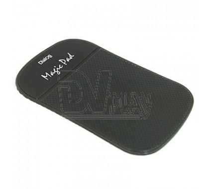 Коврик-держатель силиконовый Dialog МH-01 black