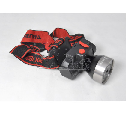 Налобный фонарь аккумуляторный 602