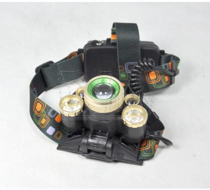 Налобный фонарь аккумуляторный HL-8233 Т6