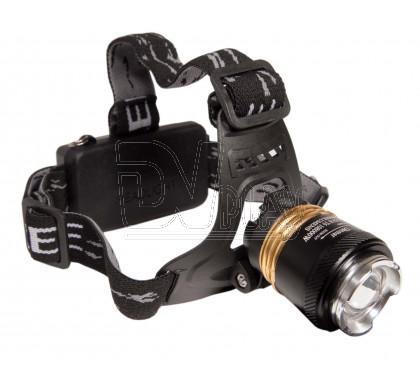 Налобный фонарь аккумуляторный HL-D18 T6