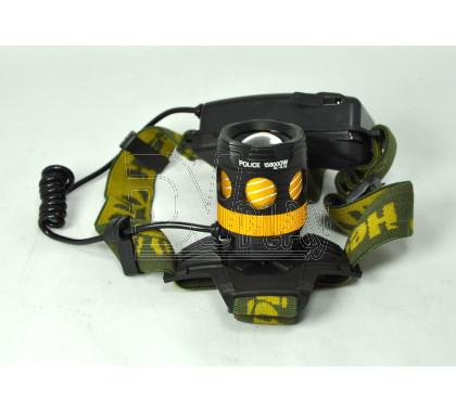 Налобный фонарь аккумуляторный K13-1 Т6