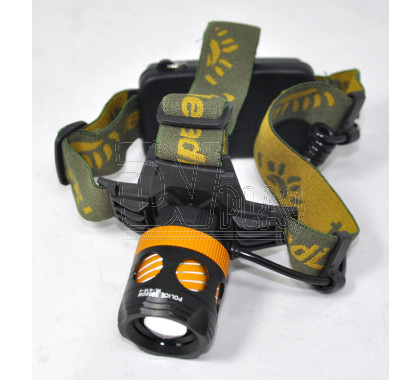Налобный фонарь аккумуляторный HL-K13-2