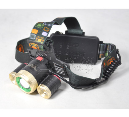 Налобный фонарь аккумуляторный HL-T20-T6