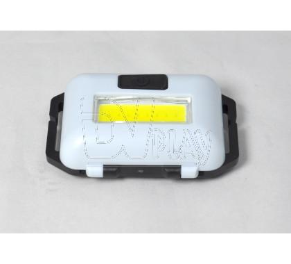 Налобный фонарь на батарейках FA-T89