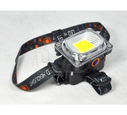 Налобный прожектор аккумуляторный LL-6651