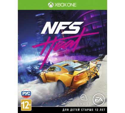 Need for Speed Heat (русская версия) (XBOX One)