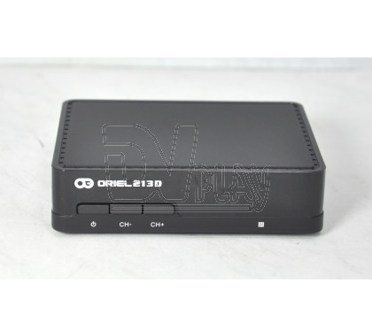 Oriel 213D ресивер DVB-T2 с дисплеем