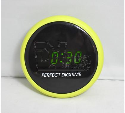 Perfect Digitime N-0506 часы для ванной комнаты с зелеными цифрами