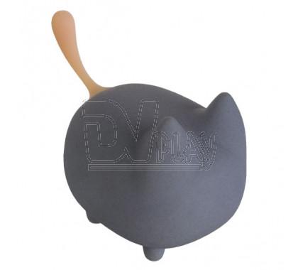 Perfeo Cat Singer Bluetooth акустика темно-серая