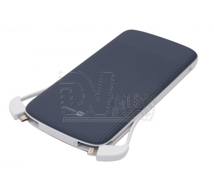 Power bank HARPER PB-0011 (10 000 mAh, Lit-pol) серый