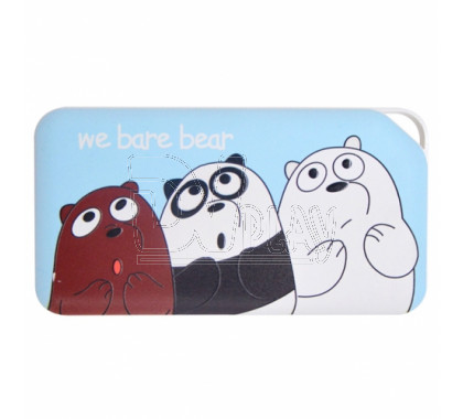 Power bank HARPER PB-0017 (10 000 mAh, Lit-pol) BEAR