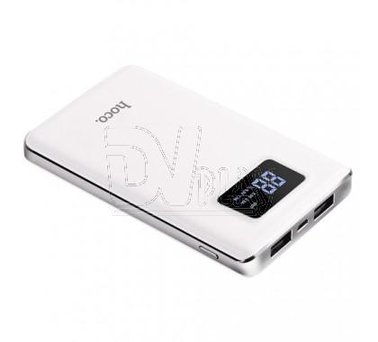 Power bank Hoco. B23 (10000 mAh) c дисплеем