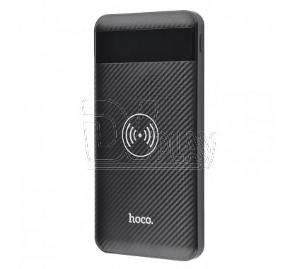 Power bank Hoco. J11 (10000 mAh) беспроводной с дисплеем