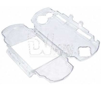 PSP E1000 прозрачный чехол (crystal case) iQu