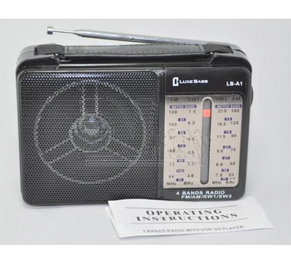 Радиоприемник LUXEBASS A1