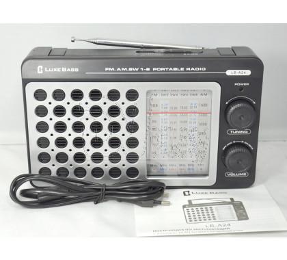 Радиоприемник LUXEBASS A24