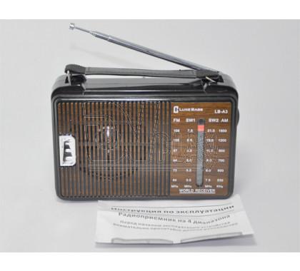 Радиоприемник LUXEBASS A3