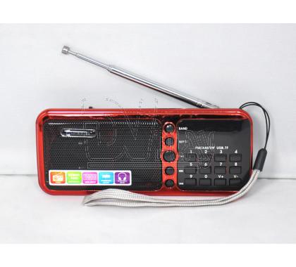 Радиоприемник LUXEBASS LB-A51 (Дисплей\USB\microSD\MP3\BL-5C)