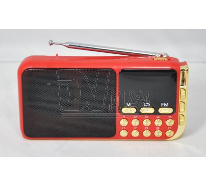 Радиоприемник NGY UN-68 (Дисплей\USB\microSD\MP3)