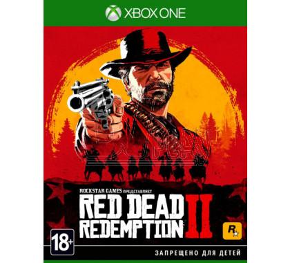 Red Dead Redemption 2 (русские субтитры) (XBOX One)