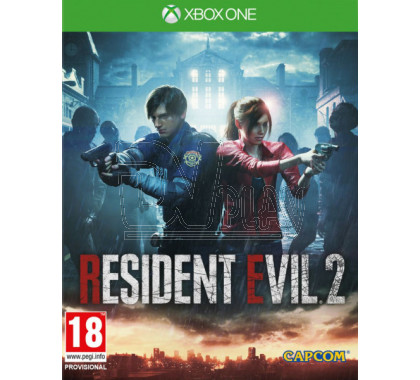 Resident Evil 2 (русские субтитры) (XBOX One)