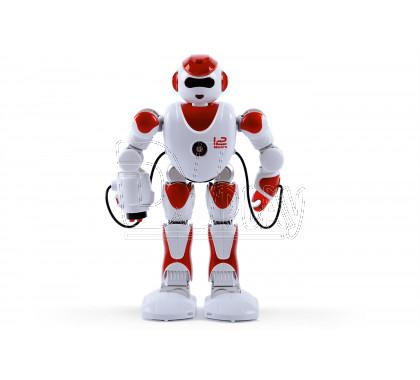 Робот Leneng Alpha Companion красный