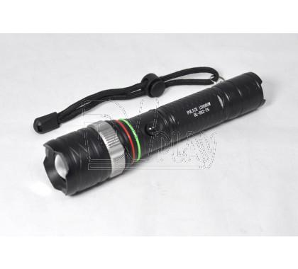 Ручной фонарь аккумуляторный HL-882-T6