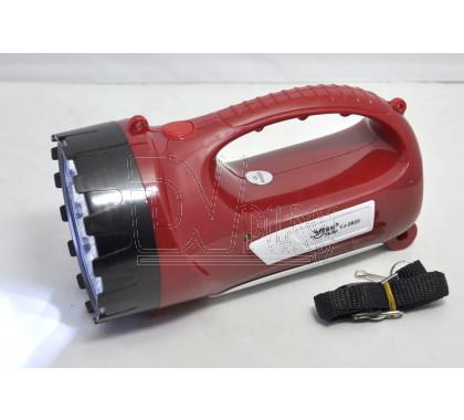 Ручной фонарь аккумуляторный YJ-2820 (19+15 диодов)