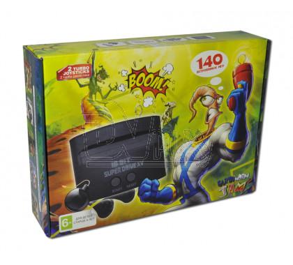 Игровая приставка 16bit Earthworm Jim (140-in-1)