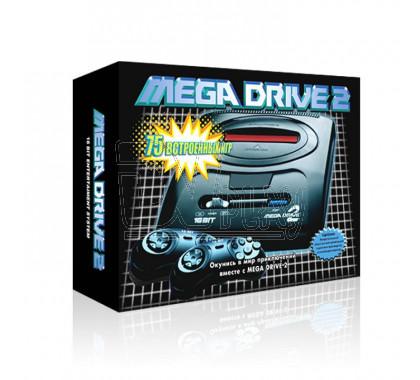 Sega MD 2 (75 игр)