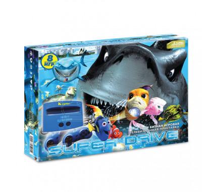 Sega MD Shark (8-in-1)
