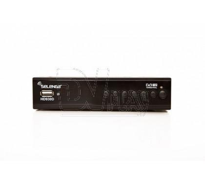 Selenga HD930D с дисплеем + кабель 3RCA