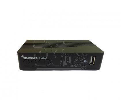 Selenga T40 + кабель 3RCA