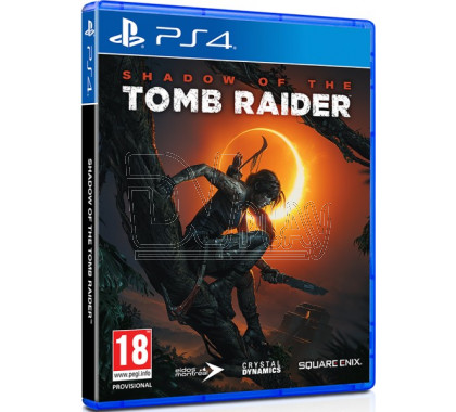 Shadow of the Tomb Raider (русская версия) (PS4)