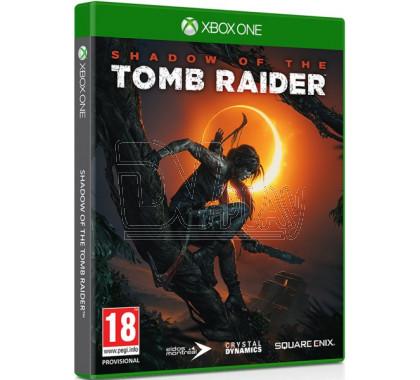 Shadow of the Tomb Raider (русская версия) (XBOX One)