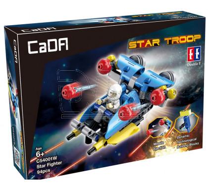 Конструктор Cada Star Fighter