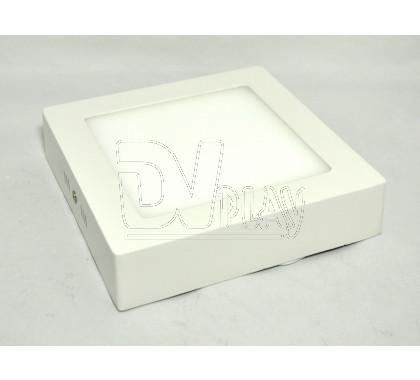 Светодиодная Панель 12W квадратная белая