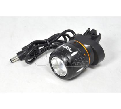 Велосипедный фонарь на аккумуляторный BL-B06B  (передний + задний)