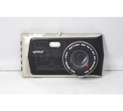 Видеорегистратор Eplutus DVR-939 с 2 камерами