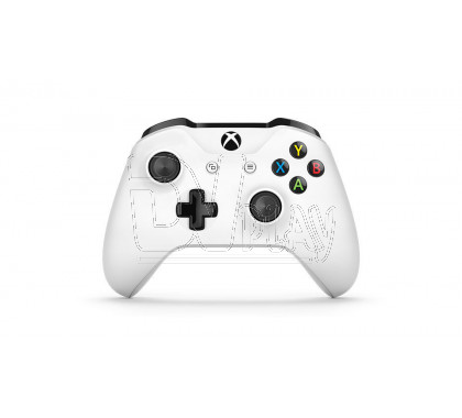 Геймпад XBOX One S Wireless Original белый