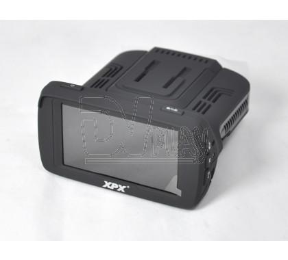 XPX G515-STR видеорегистратор с радар-детектором