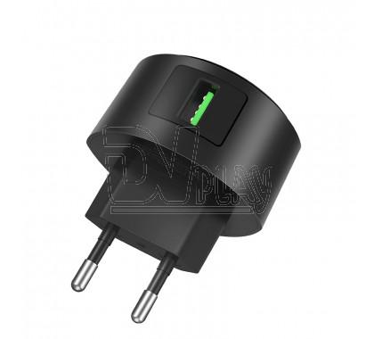 Зарядное устройство USB Hoco. C68A Quick Charge 3.0