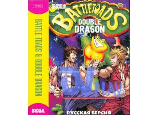 Battletoads Double Dragon (16 bit)
