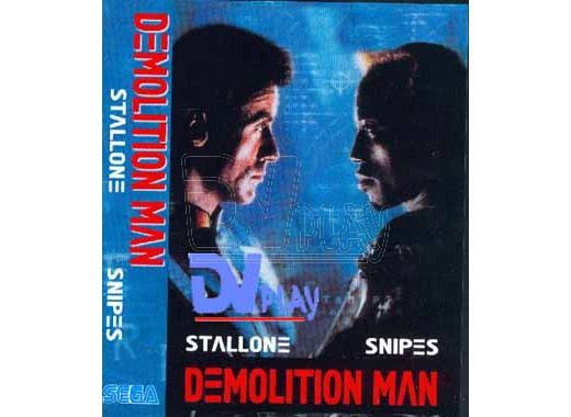 Demolition Man (16 bit)