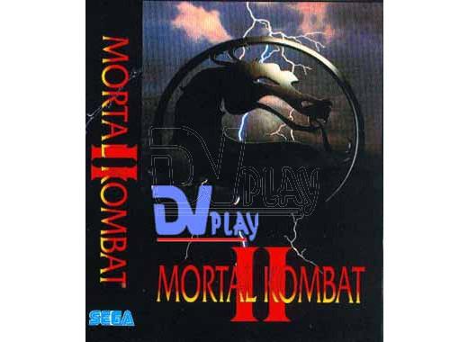 Mortal Kombat 2 (16 bit)