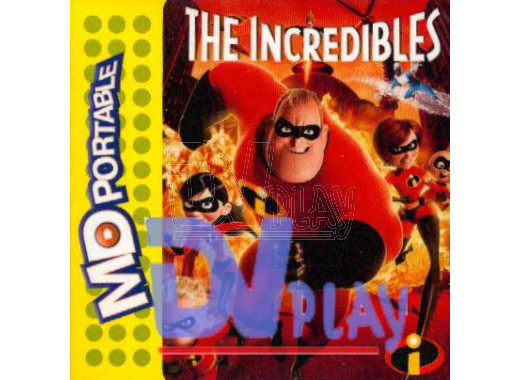 INCREDIBLES (MDP)