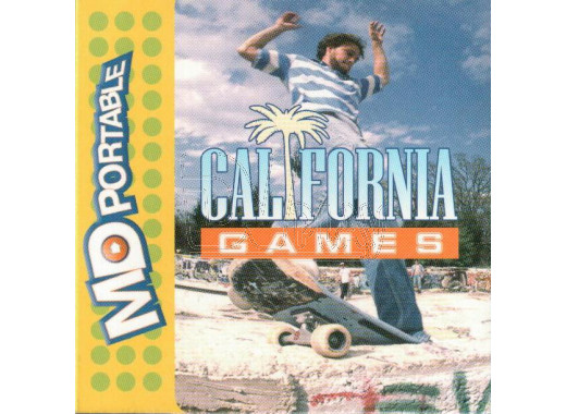 CALIFORNIA GAMES (MDP)