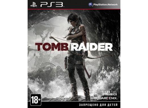 Tomb Raider (русская версия) (PS3)